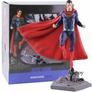 IRON-STUDIOS-Justice-League-Superman-Statue-Action-Figure-Collectible-Model-Toy