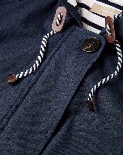 Anthology Uk Veste contrastante 16 à et neuf capuche marine marine tout bleue TTqw8Hr