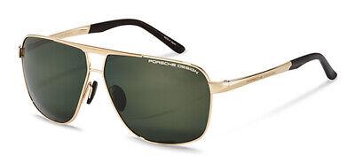 Original Porsche Design P 8665 B Größe 63 Polaroid Sonnenbrille Pilotenbrille Brillen