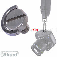 "iShoot 1/4"" Hanging Adapter Screw for Canon/Nikon/Sony Lens & Digital Camera"