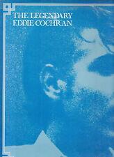 the legendary eddie cochran lp france