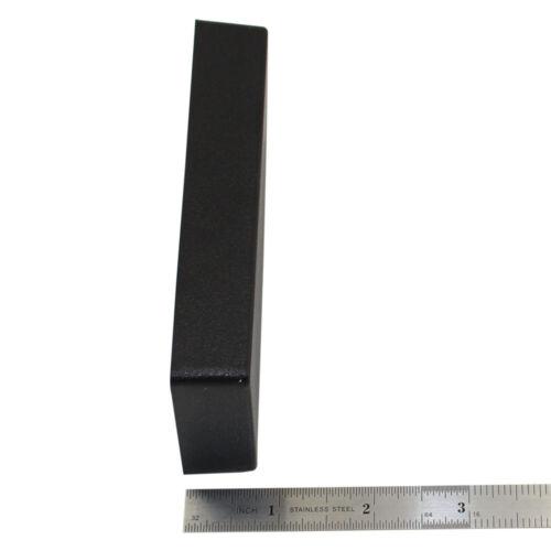 "ABS Plastic Electronic Circuit Black Project Box Enclosure Case 4.3/""x2.2/""x 0.8/"""