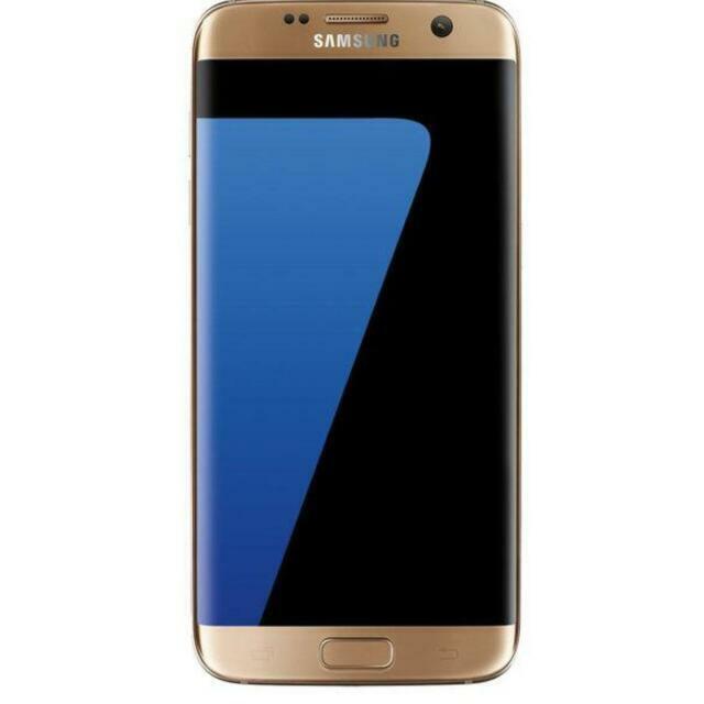 Samsung Galaxy S7 Edge Sm G935 32gb Gold Platinum Sprint Smartphone For Sale Online Ebay