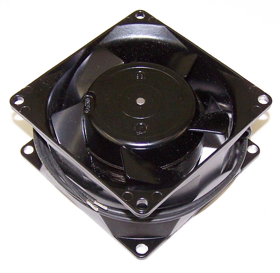 AMS Exact replacement Papst 230 volt quiet fan for DMX 15-80S, S-DMX, RMX16. AT