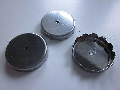 für Seifenmagnethalter homeXpert Ersatzplättchen 3 Stück