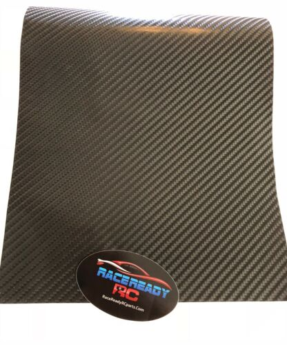 4D Carbon Fiber High Gloss Traxxas Stampede /& Slash ..Chassis Skin Protector..