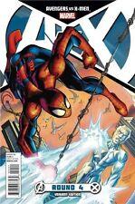 Avengers Vs. X-Men (2012) #4 of 12 (1:25 Mark Bagley Variant)