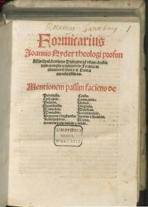 Formicarius (Trattato demonologia - streghe)