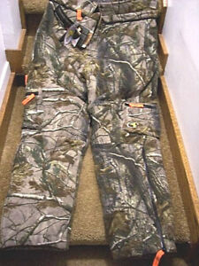 Image is loading Womens-2X-Insulated-Pants-Realtree-Camo-Pants-Extreme- 9d7da13c6a