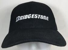 d186763d35064 Bridgestone Golf Tour Performance Adjustable Hat Cap Black H8