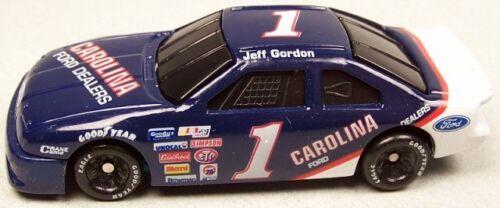 #1 Jeff Gordon Carolina Ford Dealers 1991 1//32nd Scale Slot Car Decals
