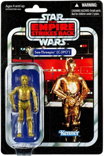 Star Wars Vintage Collection 3.75 Inch Figure C-3PO New Episode 5