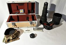 Nikon Nikkor P ED IF AI-S 500 mm F/4  Lens with Trunk Case and TC-16A Modified
