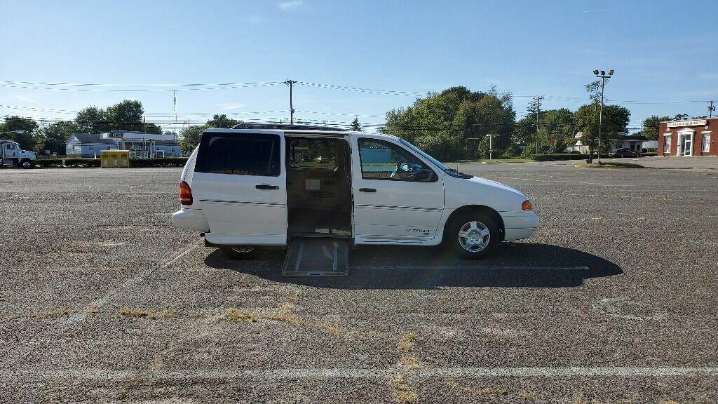 1998 Ford Windstar GL 3dr Mini Van