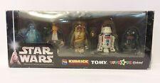 Star Wars Kubrick TRU Exclusive Box Set Han Solo Obi-Wan Spirit Paploo R5-D4