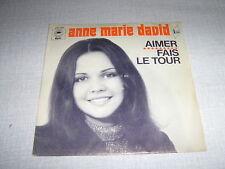 ANNE-MARIE DAVID 45 TOURS FRANCE AIMER