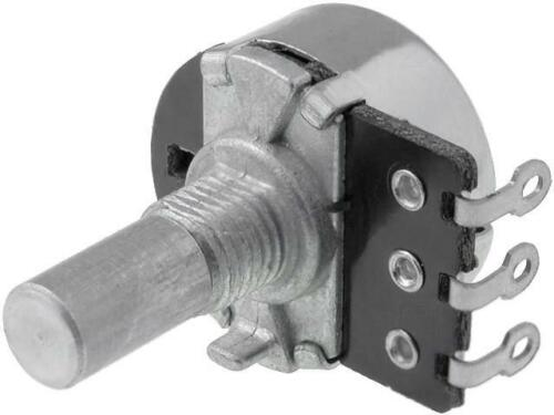 Pr185-10k-a-p1 Potentiomètre axial 1-rotation 10kω 200 mW ± 20/% 6 mm TELPOD