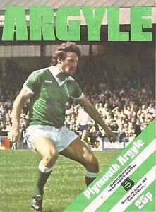 Football-Programme-Plymouth-Argyle-v-Brentford-Div-3-27-10-1979