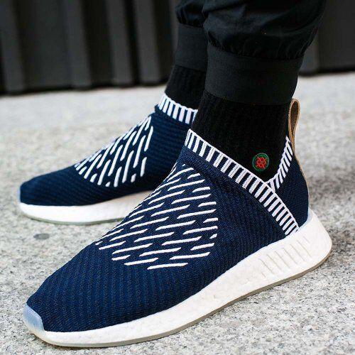 Adidas NMD CS2 City Sock 2 Navy PK Size 11.5. BA7189 yeezy ultra boost