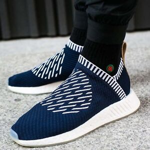 9a93a6a7e Adidas NMD CS2 City Sock 2 Navy PK Size 8.5. BA7189 yeezy ultra ...