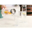 1L-1-5L-Round-Glass-Water-Bottle-Stainless-Lid-Glass-Carafe-for-Water-Juice-Wine thumbnail 4