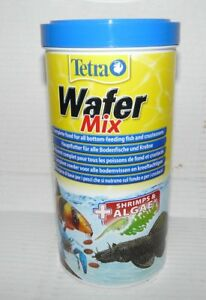 TETRA-WAFER-MIX-1L-PASTILLES-DE-FONDS-NOURRITURE-POISSONS-AQUARIUMS