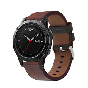 jewellers baker chronos strap watches brown h t garmin fenix watch family