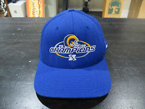arrives f5868 7309f Image is loading VINTAGE-St-Louis-Rams-1999-NFC-Champions-Snap-