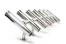 7 Tube Adjustable Stainless Rocket Launcher Rod Holders 360 Degree Rotated-BM
