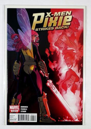 MARVEL #4 X-MEN PIXIE STRIKES BACK VF//NM