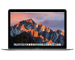 "Apple MacBook 12"" Laptop, 256GB - MNYF2B/A - (June, 2017, Space Grey)"