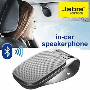 Details About Bluetooth Car Speakerphone Jabra Drive Wireless Handsfree Car Kit Speaker Iphone