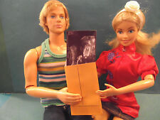 Barbie 1:6 Miniature Baby Doll Ultrasound / Sonogram with Envelope  Handmade aa