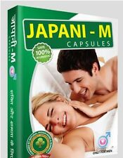 JAPANI M Ayurvedic Capsules FOR MEN-10 Cap