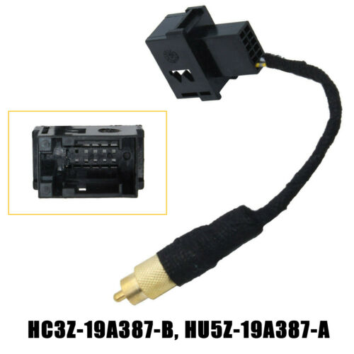 """4/"""" TO 8/"""" PNP Rearview Camera Harness Adapter Adaptor Fit for Ford Sync 2/&Sync 3"""