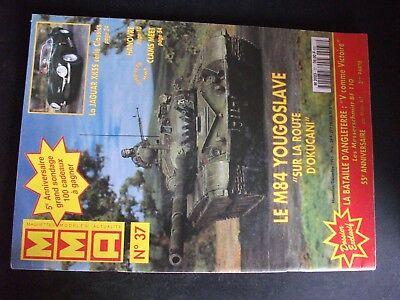 **j Mma Maquettes Modèles N°37 Messerschmitt 110 / L'ah 64d Longbow Merci Di Convenienza