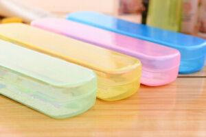 Toothbrush-Cover-Case-Holder-Storage-Box-Plastic-Travel-Camping-Brush-Cap-US