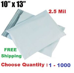 10x13 poly mailers shipping envelopes self sealing plastic for 10x13 window envelope