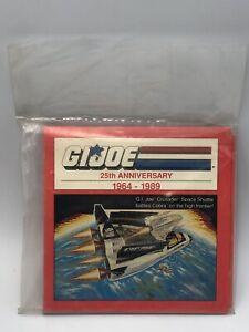 GI Joe ARAH 25th Anniversary 1 Oz. Silver Coin 1964-1989 Crusader Space Shuttle