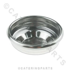 7 gramme 1 tasse de groupe de métal filtre 68 mm x 24mm pour machines cafetière Gaggia