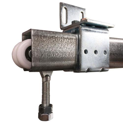 Beschlagsset Scheunentor Hängende Schiebetor Laufwerks-Sets bis 75 kg