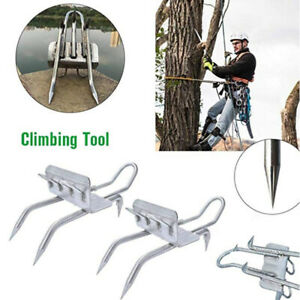 4-Claw-Climbing-Tree-Tool-Portable-Non-Slip-Climbing-Shoes-Hunting-Picking-F-Z-z