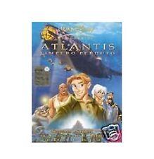 DISNEY DVD Atlantis L'impero perduto - fuori catalogo