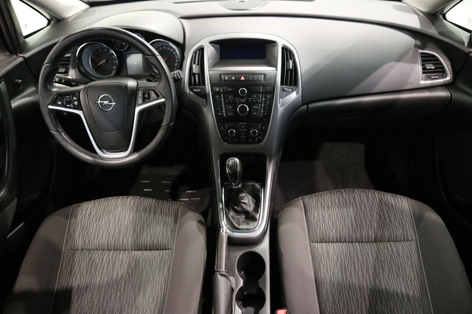 Opel Astra 1,4 T 140 Sport Sports Tourer - billede 10
