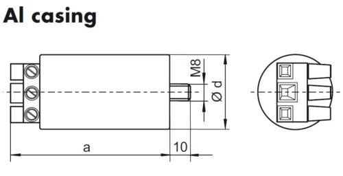 Ignitor 70W-400W 35W 100W 150W 250W 400W Metal Halide Sodium Vossloh Schwabe