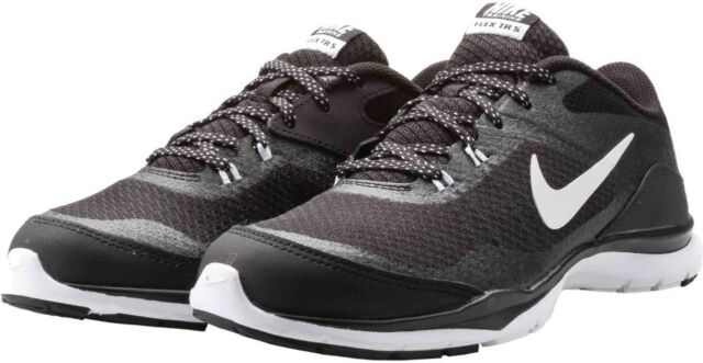 Nike Flex Trainer 5 Womens Shoes Size 8.5 724858 001 for sale online ... 4441fded000a