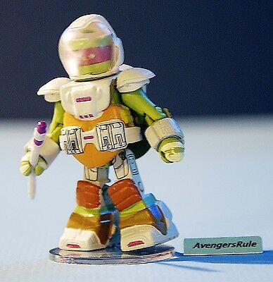 MiniMates Teenage Mutant Ninja Turtles Nickelodeon Series 4 Exo-Suit Kraang