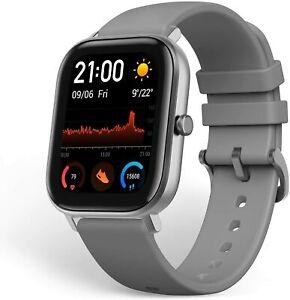 Amazfit-GTS-Smartwatch-Wasserdicht-Bluetooth-Sport-Aktivitaetstracker-iOS-Android