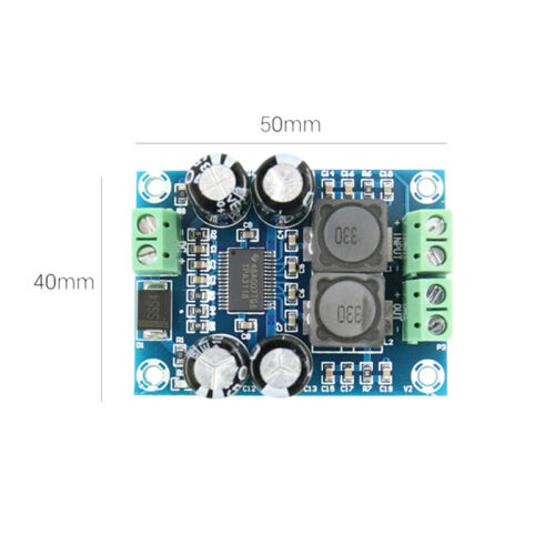 60W TPA3118 Digital Amplifier Board AMP DC 10-24V Module PBTL M ll