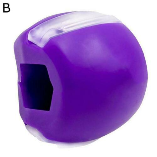 Face Exercise Fitness Ball Neck Face Lifting Toning Jaw US